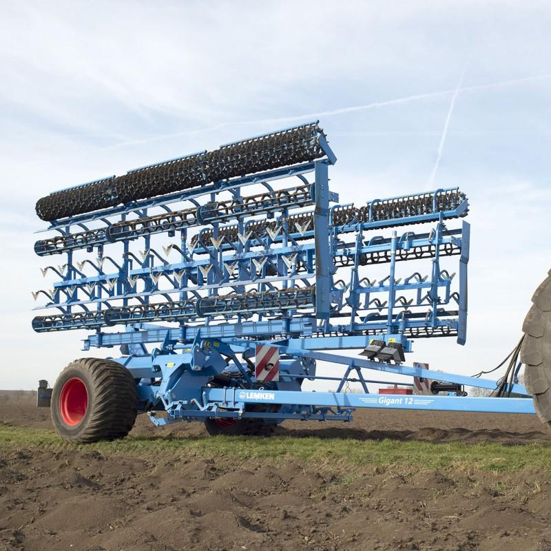 utilaj agricol System-Kompaktor Gigant