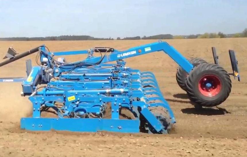 utilaj agricol System-Kompaktor S