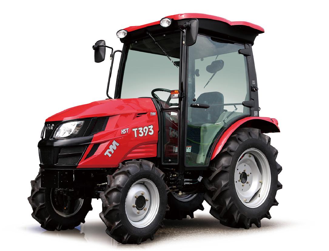 utilaj agricol T395