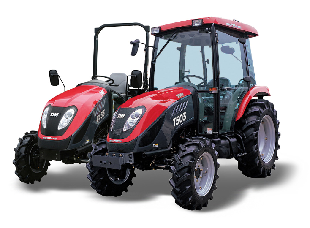utilaj agricol T555